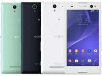 Xperia C3 Proselfie official pictures