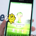 Xperia C3 Selfie phone video leaked – front cam in action with LED flash