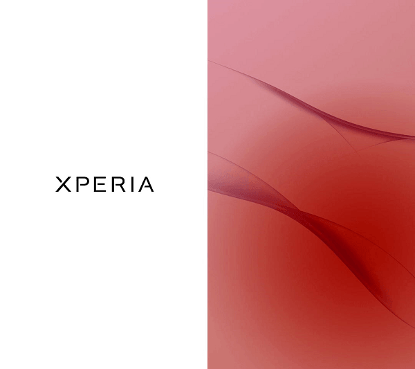 Xperia Colorful BloodRed animation