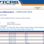 Xperia M2, M2 Aqua 18.3.C.0.40 firmware certified