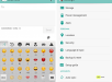 Xperia Z1 Android L Theme UI