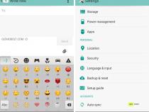 Xperia Z1 Android L Theme UI