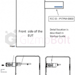 Xperia Z3 D6603 certified at FCC, FCC ID : PY7PM-0800