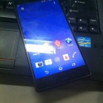 Xperia Z3 L55t Real pictures leaked, S801, 20.7 MP rear cam confirmed