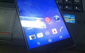 Xperia Z3 L55t Real pictures