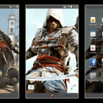 Install Xperia Assassin's Creed 4 Black Flag theme