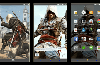 Install Xperia Assassin's Creed 4