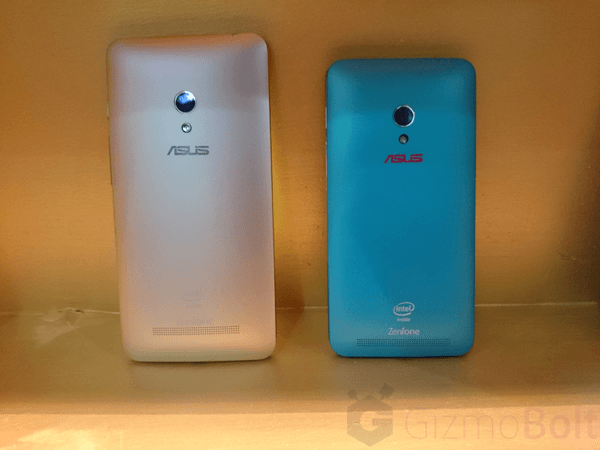 Zenfone 5 vs Zenfone 4