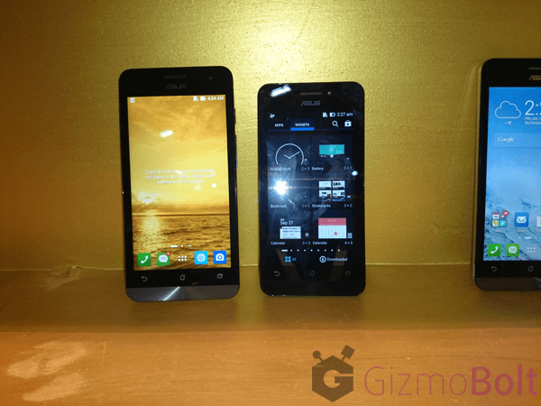 Zenfone 5 vs Zenfone 4 comparison India