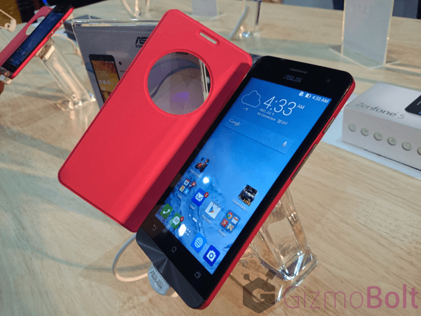 Asus Flip Cover for Asus ZenFone 5 A500CG review