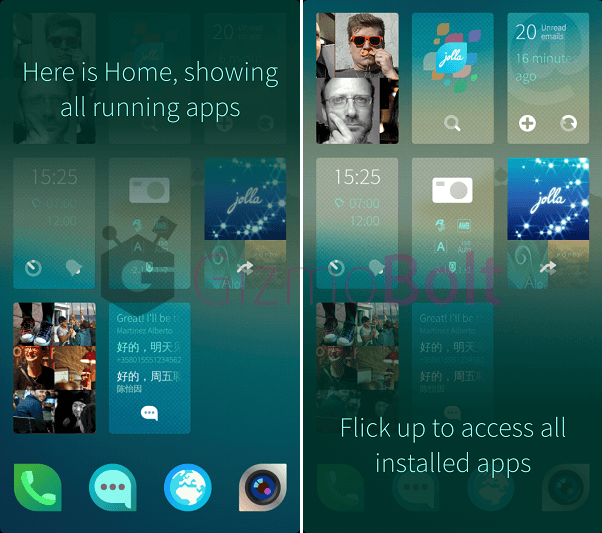 Jolla launcher android apk