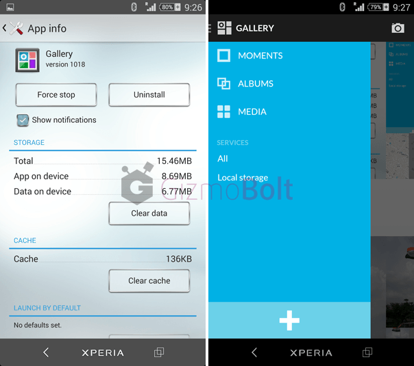 Download OnePlus One Gallery 1018 version app