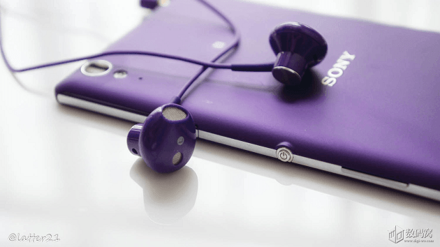 Purple Sony STH30 headset review