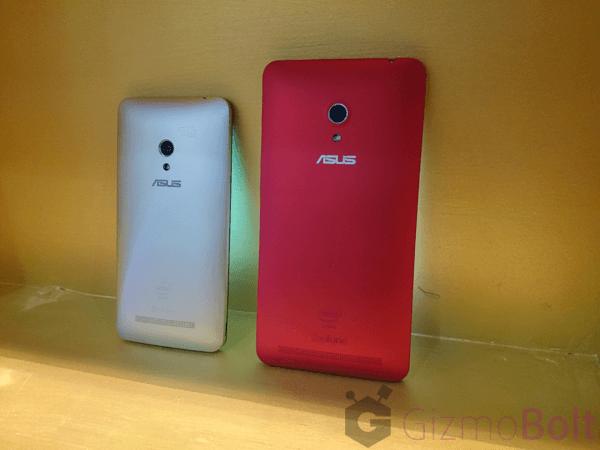 Asus Zenfone 5 vs Zenfone 6 hands on