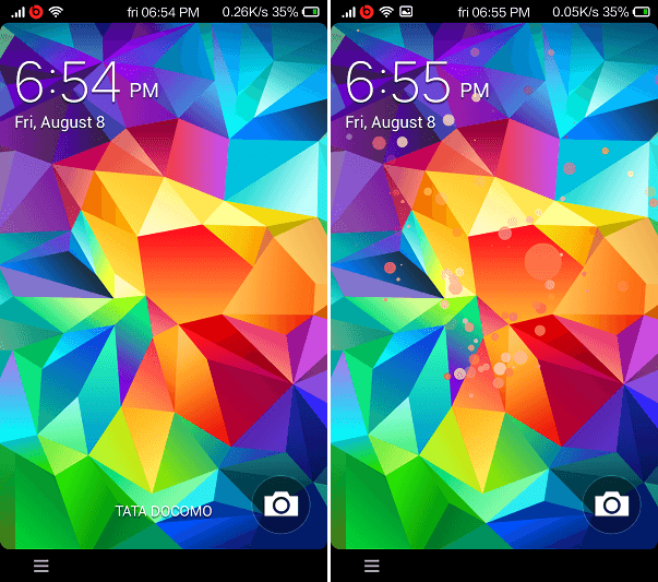 Download Galaxy S5 Lockscreen apk