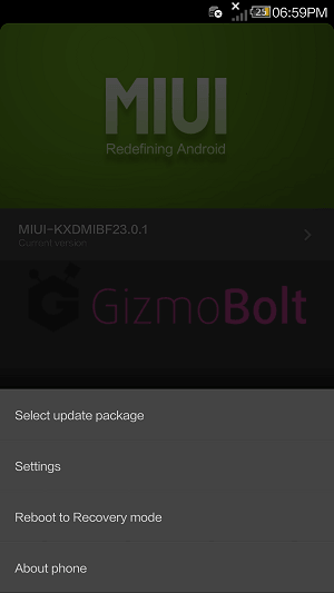 How to root Xiaomi Mi3