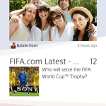 Sony Social Live 1.0.23, Socialife 4.1.06.1 app updated