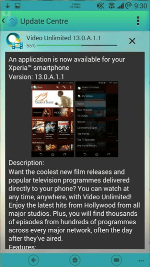 Video Unlimited 13.0.A.11 apk