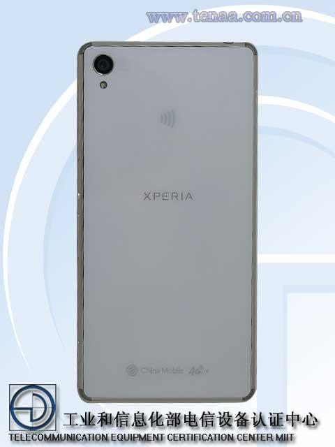 White Xperia Z3 L55t pictures