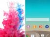 Xperia LG G3 Theme