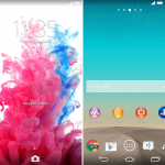 Install Xperia LG G3 Theme on Android 4.4.2 non rooted device