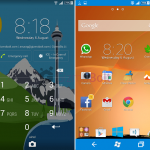 Install Xperia Windows Theme for non rooted users