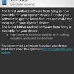 Xperia Z1s 14.4.B.0.37 firmware Android 4.4.4 KitKat update rolling for T-Mobile US users