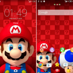Install Xperia Ghostbusters theme, eXperiance Adventure theme