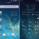 Install Xperia Day and Night iOS 7 Theme