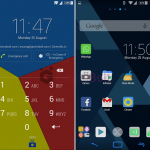 Install Xperia Flat Theme with customized icons and UI