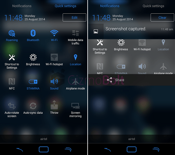 Download Xperia Flat Theme