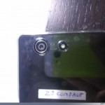 Alleged Xperia Z3 Compact hands on pics leaked