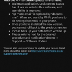 NTT DoCoMo Xperia Z Android 4.4 10.5.B.0.410 firmware update rolling