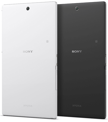 Xperia Z3 Tablet Compact colors