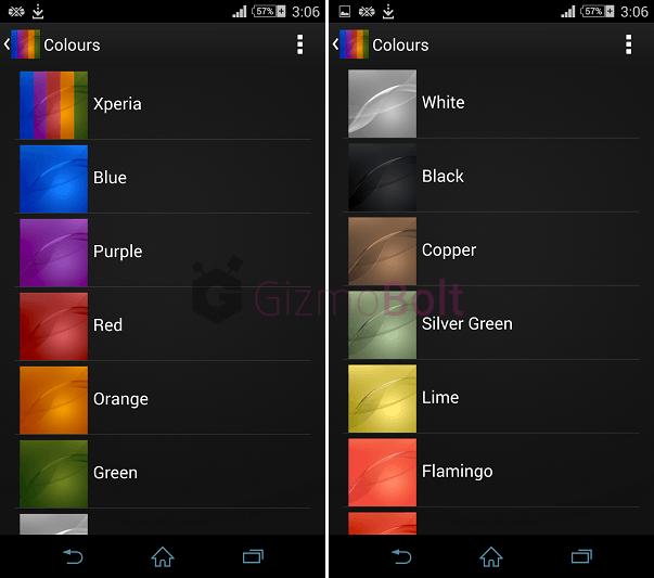 Install Xperia Z3 Live Wallpaper, Home 7.0.A.0.14 on NON
