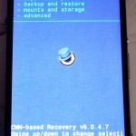 How to Root Xperia Z3, Z3 Compact – Install CWM recovery