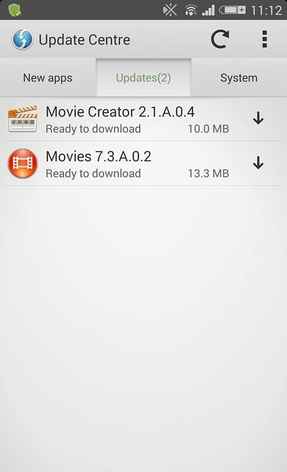 Movie Creator 2.1.A.0.4 apk