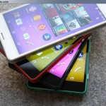 Green, Orange colored Xperia Z3 Compact leaked in pics ahead of IFA 2014