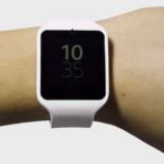 SmartWatch 3 SWR50 hands on Video from Sony