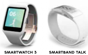 Sony SmartBand Talk leaked
