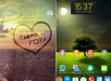 Xperia Nature Theme apk