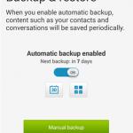 Install Xperia Z3 Backup & restore App port