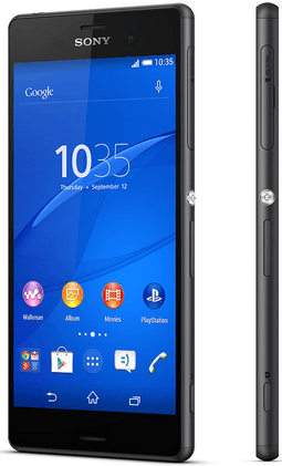 Xperia Z3 Black color