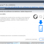 Xperia Z, ZL Android 4.4.4 10.5.1.A.0.283 firmware KitKat update rolling