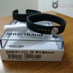 Sony SmartBand SWR10 hands on review