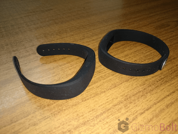 Sony SmartBand SWR10 Black wriststrap