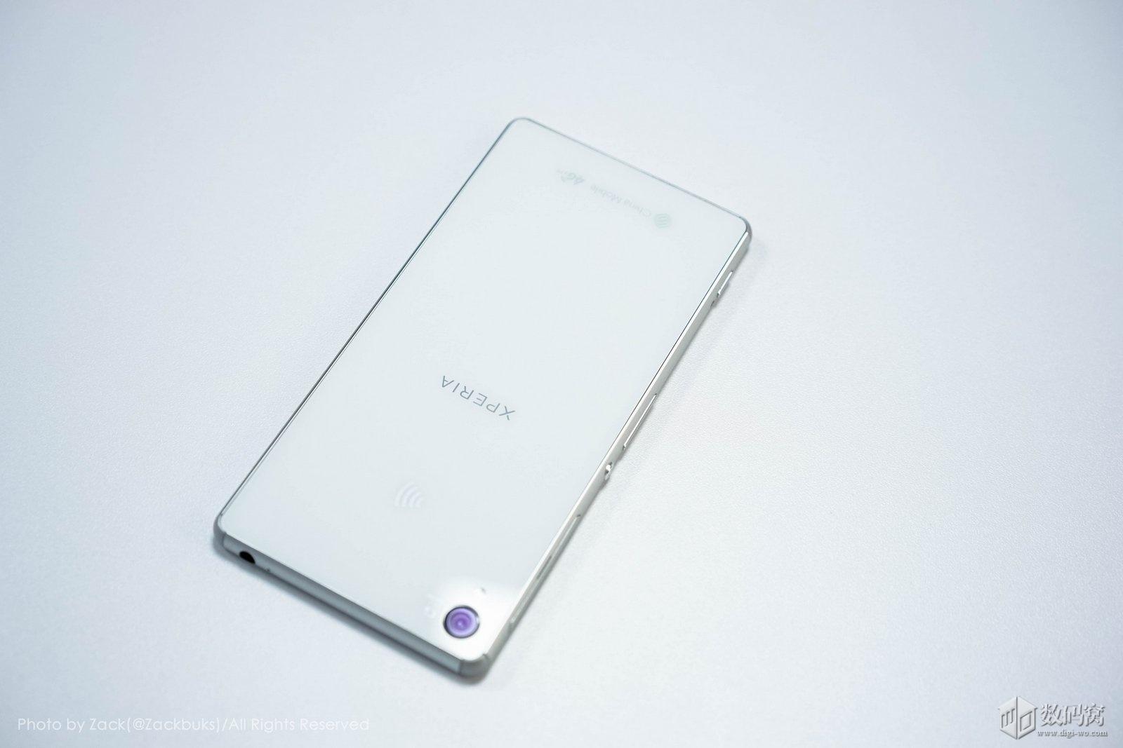 White Xperia Z3 pics