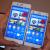 White Xperia Z3 vs Z3 Compact Comparison