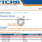 Xperia Z3 Compact 23.0.A.2.106 firmware certified