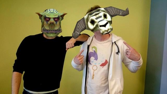 AR effect theme Orcs apk